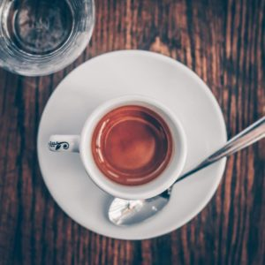 espresso shot specialty coffee
