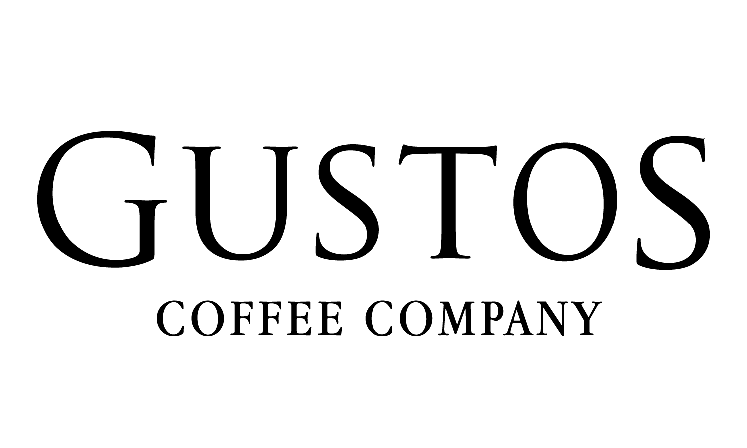 Gustos Coffee Co Logo Retina New