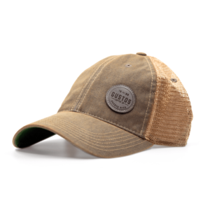OLD FAVORITE TRUCKER CAP -GREY