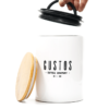 Airscape Coffee Canister White