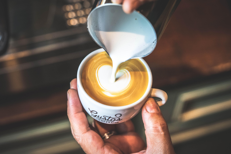 Gustos Barista Classes - Latte Art  6