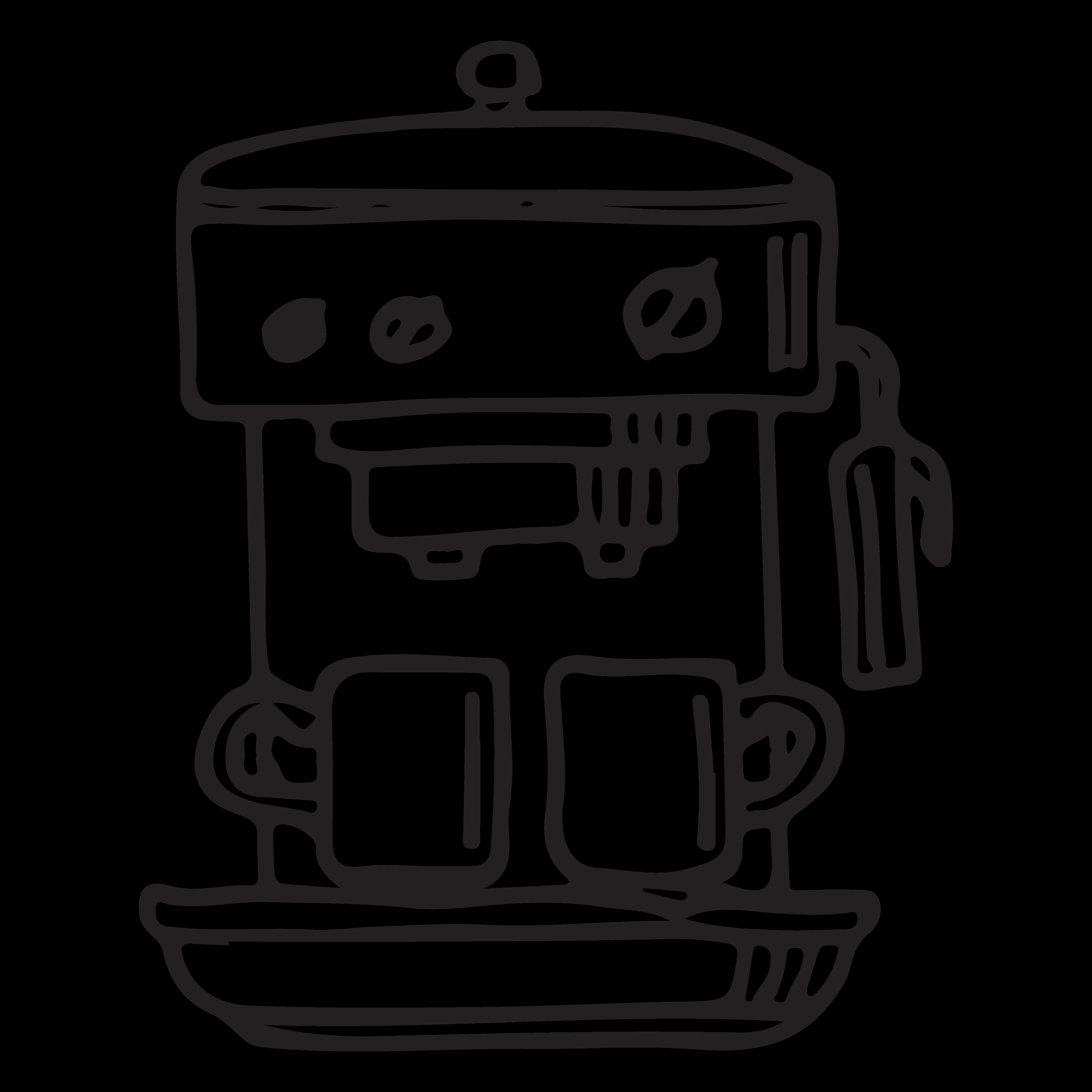 Wholesale Gustos Coffee Shop Business Partner Espresso Machines