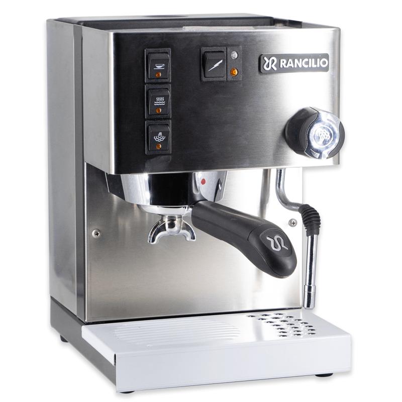La Rancilio Silvia Espresso Machine Silver