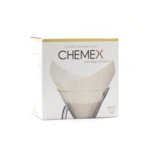 CHEMEX BONDED FILTERS PRE-FOLDED SQUARES