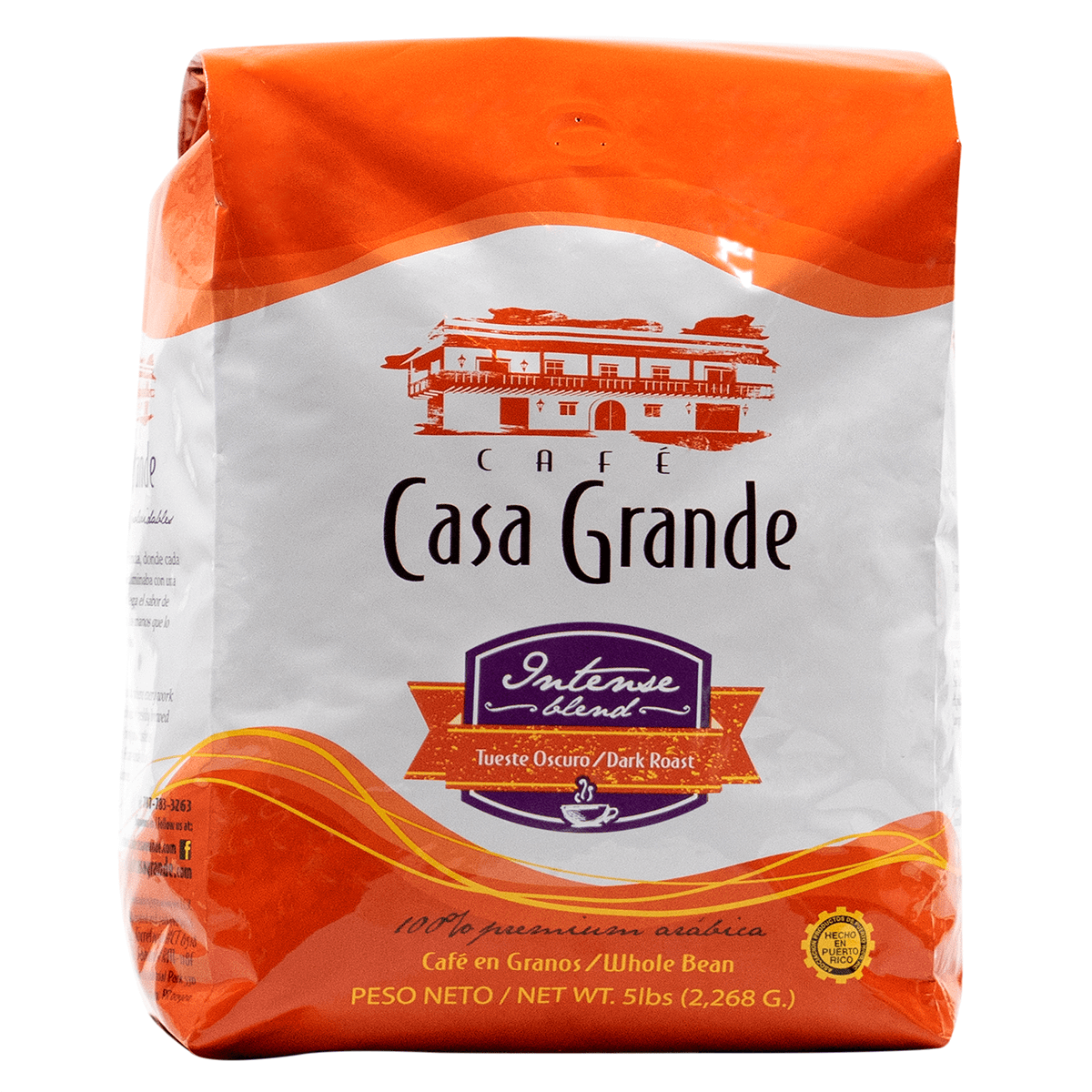Casa Grande Intense Blend 5 lbs