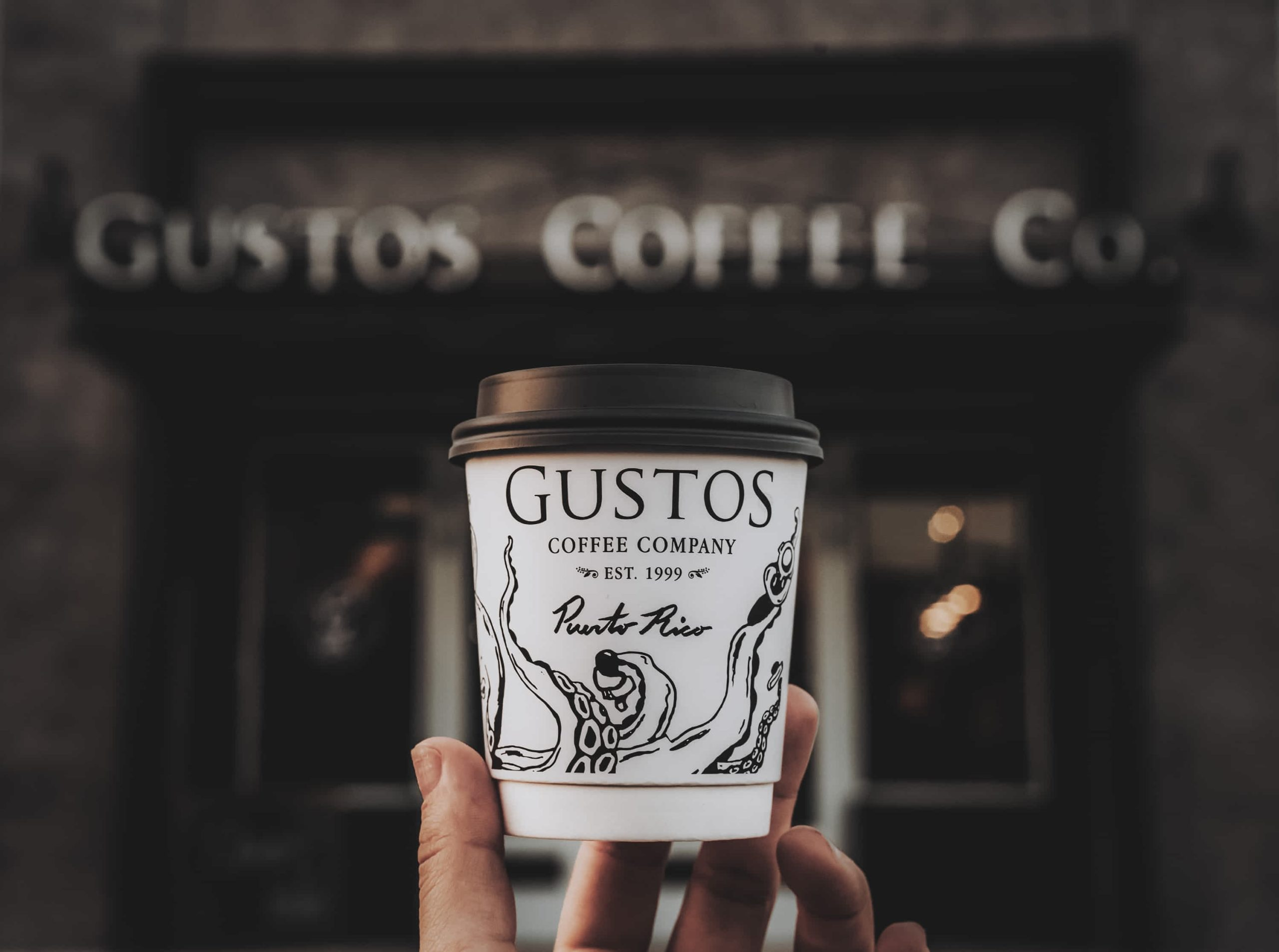Gustos Coffee Near Me Matadero and Miramar Barista Bar Puerto Rico