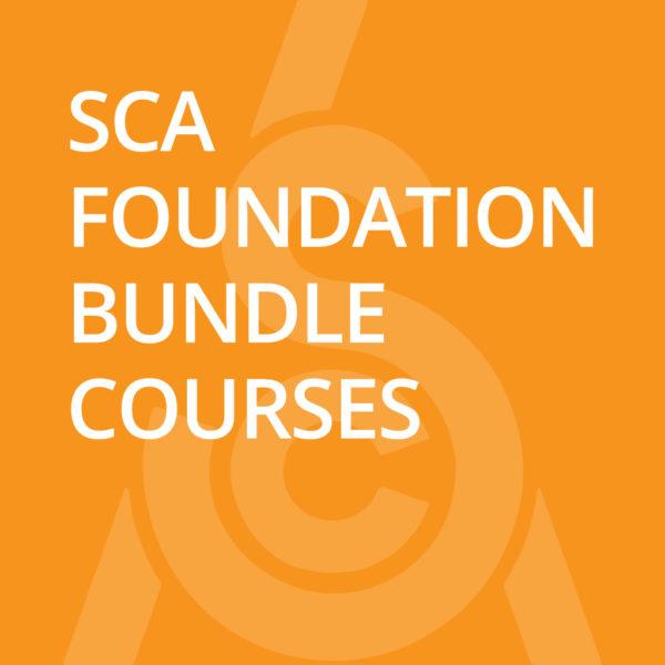 SCA CSP - Foundation Level Bundle Course