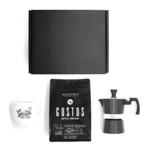 MOKA POT GIFT SET