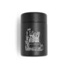 Miir coffee canister matte black 12 oz preserve your coffee freshness ground or whole bean - front design