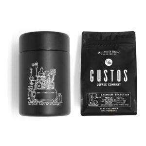 MIIR CANISTER AND PREMIUM COFFEE BUNDLE
