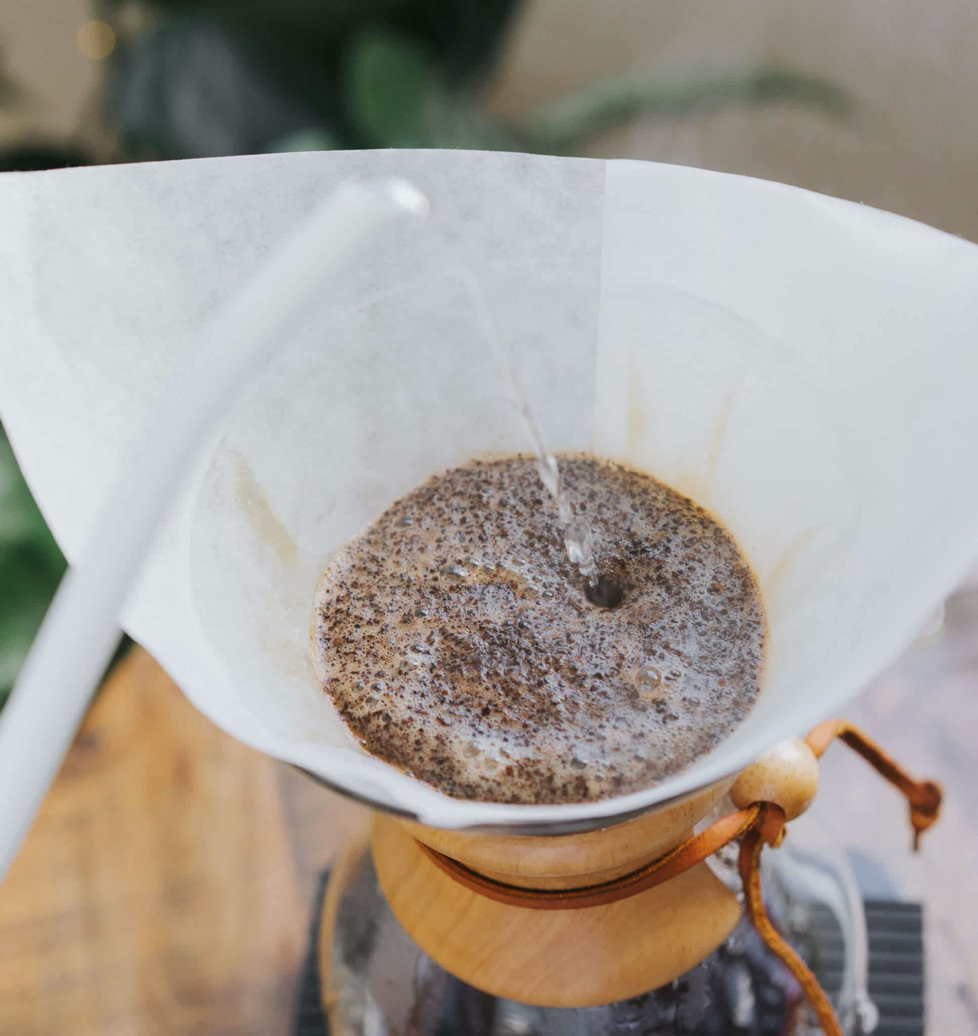 How to Make Chemex Coffee