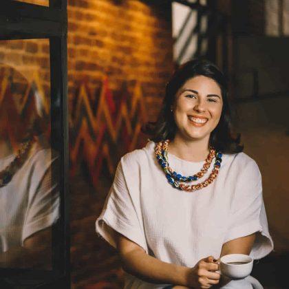 AST Gustos Coffee Trainer Kathy Muir